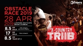 X-COUNTRY TRIIB OBSTACLE RACE #1