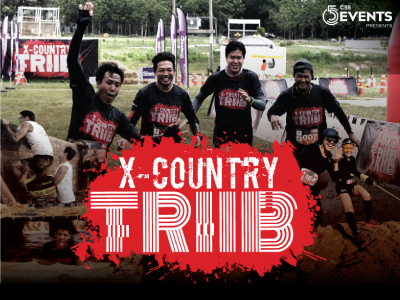 X-COUNTRY TRIIB OBSTACLE RACE #2