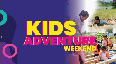 Kids Adventure Weekend