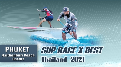 International SUP Race x Rest (Phuket)