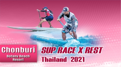 International SUP Race x Rest (Chonburi)