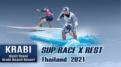International SUP Race x Rest (Krabi)