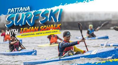 Surfski with Iewan Schalk (Free)