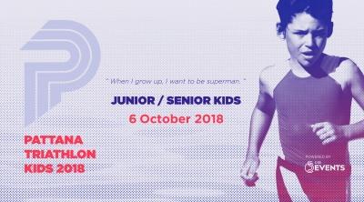 PATTANA KIDS TRIATHLON 2018